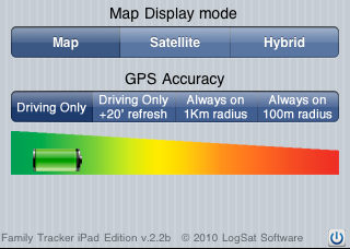 GPS Settings in iOS | iPhone & Android mobile apps